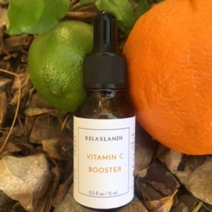 Vitamin C Skin Booster Bottle